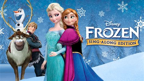 film frozen sing along disney lights up your holidays with an all new frozen sing