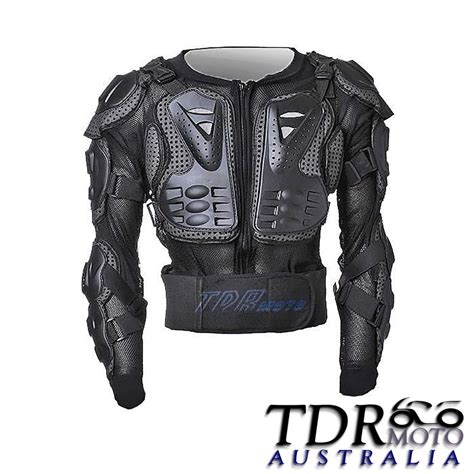 motocross protection motocross dirt bike body armour jacket chest shoulder quad
