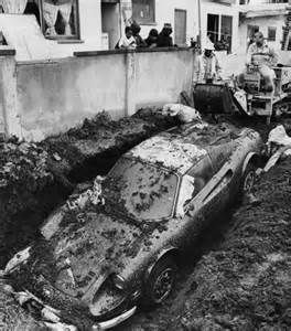 that time someone found a buried in their front yard