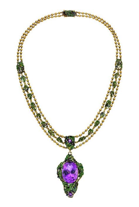 louis comfort tiffany jewelry authentic tiffany philip chasen antiques