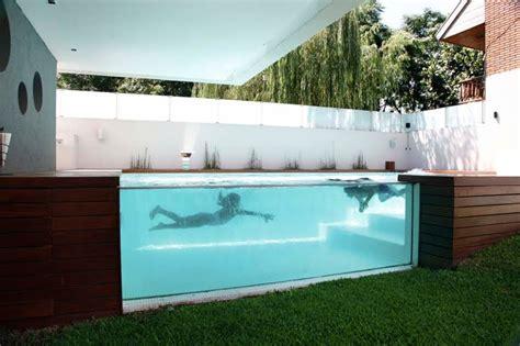 kerala home design with swimming pool piscinas de vidro um luxo 224 parte anita bem criada