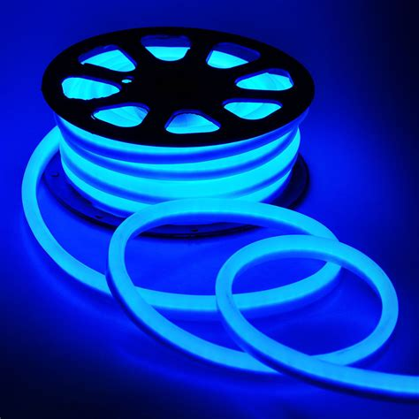 led neon rope light buy color changing dimmable led rope