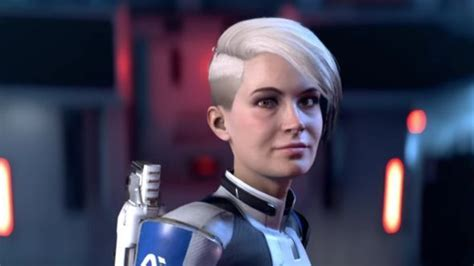 cora harper the characters of mass effect andromeda who you can