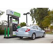 Natural Gas Vehicles Technology Targets The Challenges
