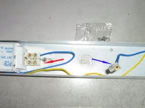 how to wire a fluorescent light how to wire up a simple fluorescent light easy diy tips