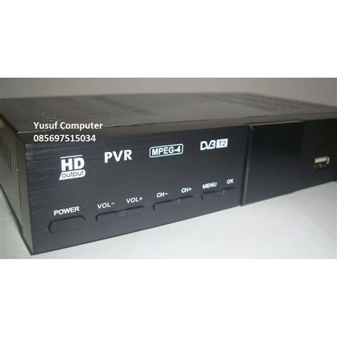 Alat Untuk Tv Digital Skybox Set Top Box Dvb T2 Receiver Alat Penerima Siaran
