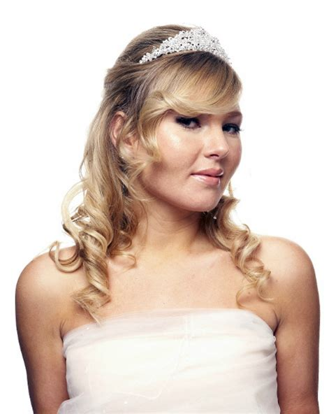 Wedding Hairstyles With Side Fringe by Bridal Archives Bb S Hair And Salon