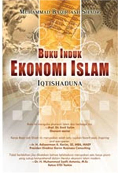 Buku Induk Ekonomi Islam center for islamic economics and finance studies ciefs indikator kesejahteraan dalam al qur an