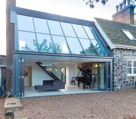 conservatory kitchen ideas glass extension