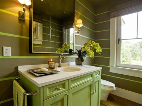 green bathroom cabinet be inspired to paint your bathroom vanity a non neutral