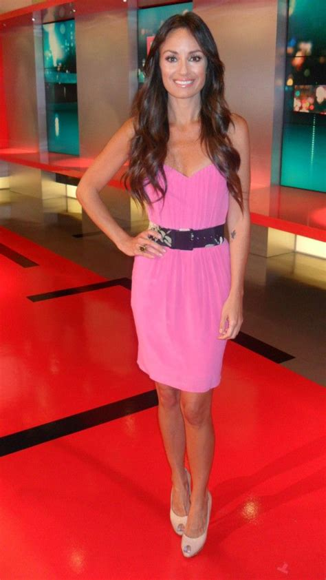 catt sadler tattoo catt sadler from e news pink dress matched up with aruna