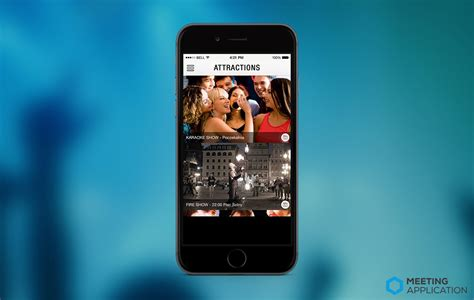 wow mobile app wow event app for partygoers