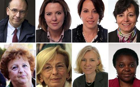 ministro esteri governo letta governo letta donne ministro il programma le prime