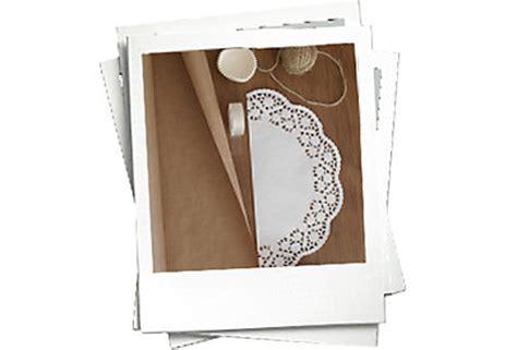 Butterbrotpapier Statt Backpapier by Geschenke Kreativ Verpackt
