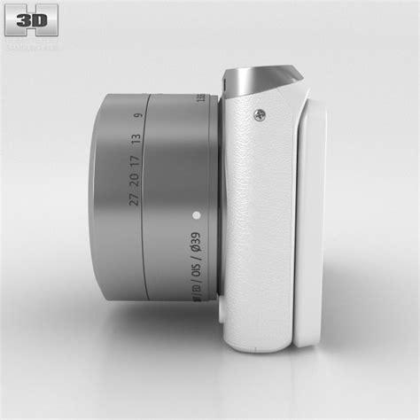 Samsung Smart Nx Mini samsung nx mini smart white 3d model hum3d