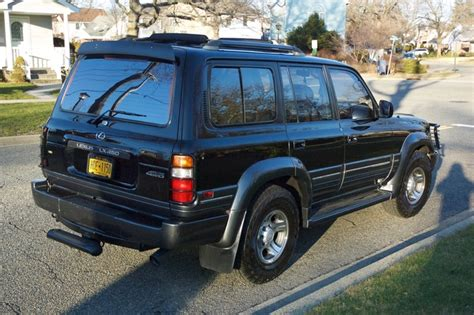 how to learn about cars 1996 lexus lx electronic toll collection 1996 lexus lx 450 pictures cargurus