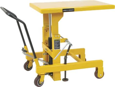 hydraulic die lift table roller top scissor lift table