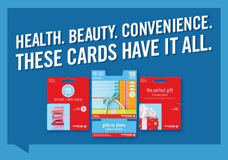 Shoppers Gift Card Balance - gift cards shoppers drug mart