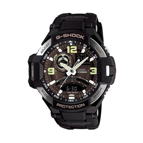 Tali Jam Sport Digital G Shock Hsd14 jual casio g shock ga 1000 1b jam tangan pria harga kualitas terjamin blibli