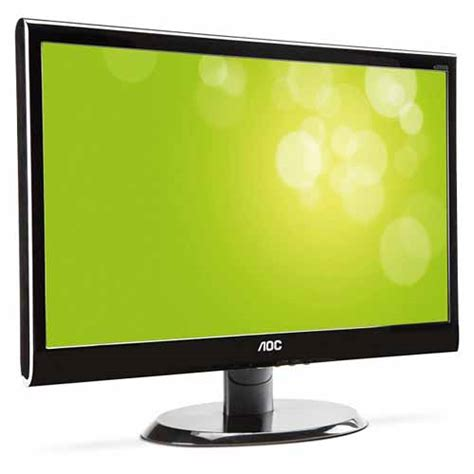 Monitor Led 20 Inch aoc e2050s 20 inch wide led monitor price buy aoc e2050s 20 inch wide led monitor at