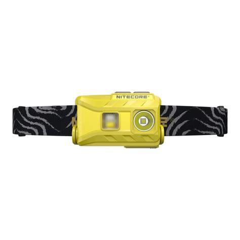 Nitecore Nu25 Headl Cree Xp G2 S3 360 Lumens Nitecore Nu25 360 Lumen Output White High Cri Usb Rechargeable Headl Yellow