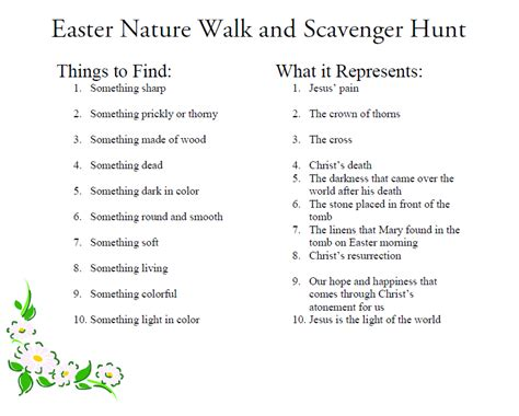 easter scavenger hunt archives bless this mess