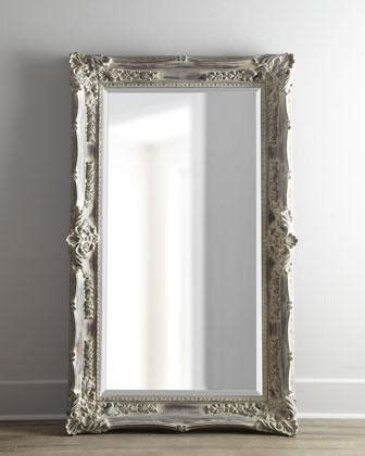antique french floor mirror neiman marcus