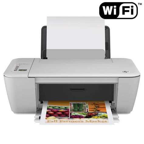 Wifi Hp multifuncional hp deskjet ink advantage 2546 wireless