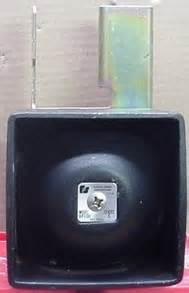 Lu Emergency Plus Speker lightbar wiseguys used emergency equipment speakers