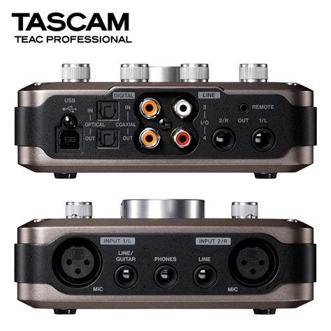 Sound Card Usb Recording original tascam us 366 us366 professional usb audio interface recording sound card with