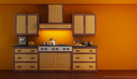 Asian Kitchen Cabinets | asian kitchen design inspiration kitchen cabinet styles