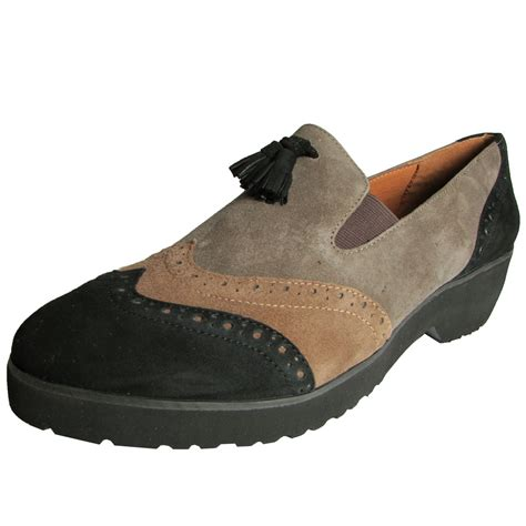 womens oxford shoes on sale gentle souls womens briminee oxford slip on shoe ebay