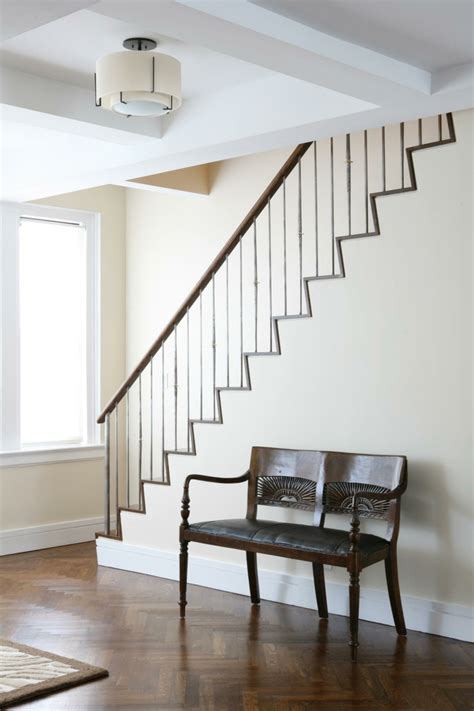 Wood Stair Banisters Rampe D Escalier 59 Suggestions De Style Moderne