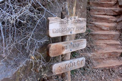 five mile house the grand canyon hiking the bright angel trail arizona wanderingsarizona wanderings