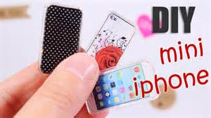 diy design diy miniature iphone design your phone