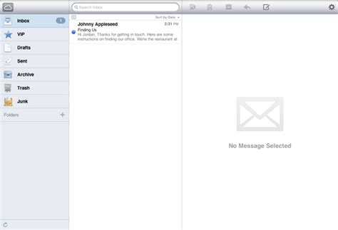 Icloud Email Search How To Get The Most From Icloud Email