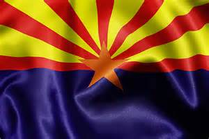 of arizona colors arizona flag