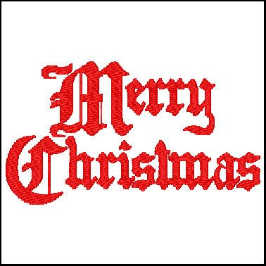 christmas pattern word merry christmas word embroidery pattern design
