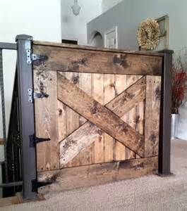 Diy Barn Door Baby Gate Barn Door Baby Gate Search Diy Furniture Home Improvement