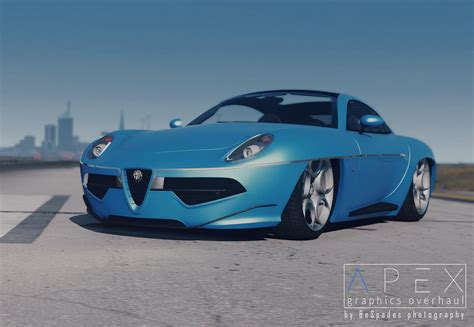 Alfa Romeo Superleggera by 2013 Alfa Romeo Disco Volante By Touring Superleggera Add