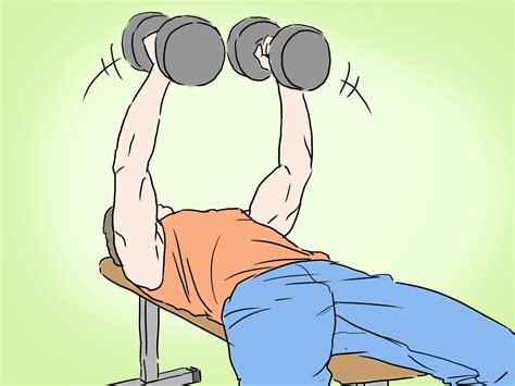 just bench press how to bench press 13 steps with pictures wikihow