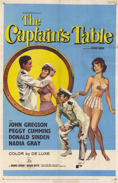the captain s table 1959 movie