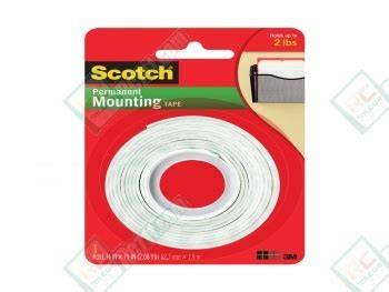Scotch 3m Mounting 12 Mm X 3m 3m scotch permant mounting 12 7mm x 1 9m buy now