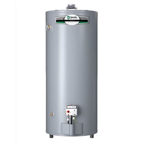 Water Heater Gas shop a o smith signature 74 gallon 6 year limited 75100 btu liquid propane water heater