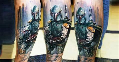 boba fett tattoo designs 25 boba fett tattoos that kick tattoodo
