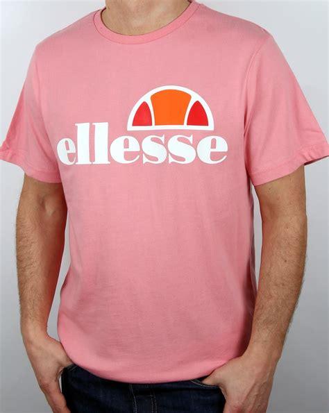 Tshirt Ellesse New One Tshirt ellesse prado t shirt pink s crew neck