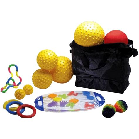 motor and sensory sensory motor kit tactile balls