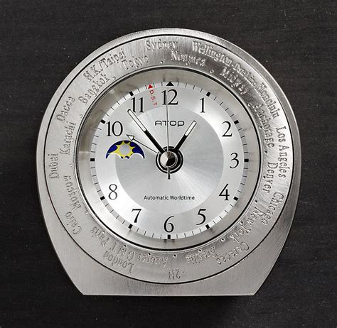 mini world time alarm clock gifts clock alarm clock time zones