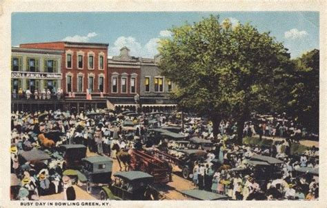17 best images about postcards from bowling green