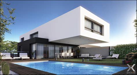 95 ideias de casas modernas fachadas projetos e fotos - Casas Modernas